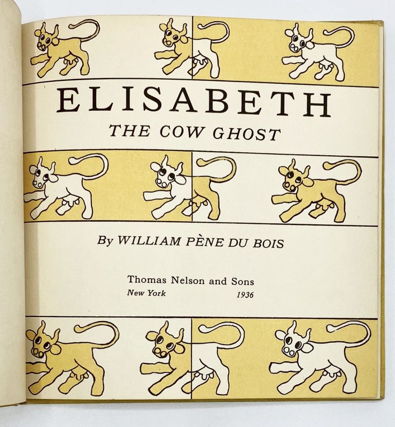 ELISABETH THE COW GHOST
