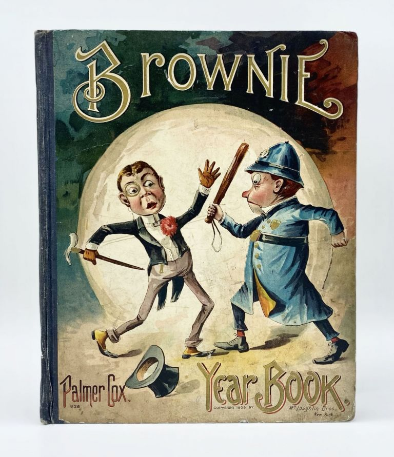 THE BROWNIE YEARBOOK