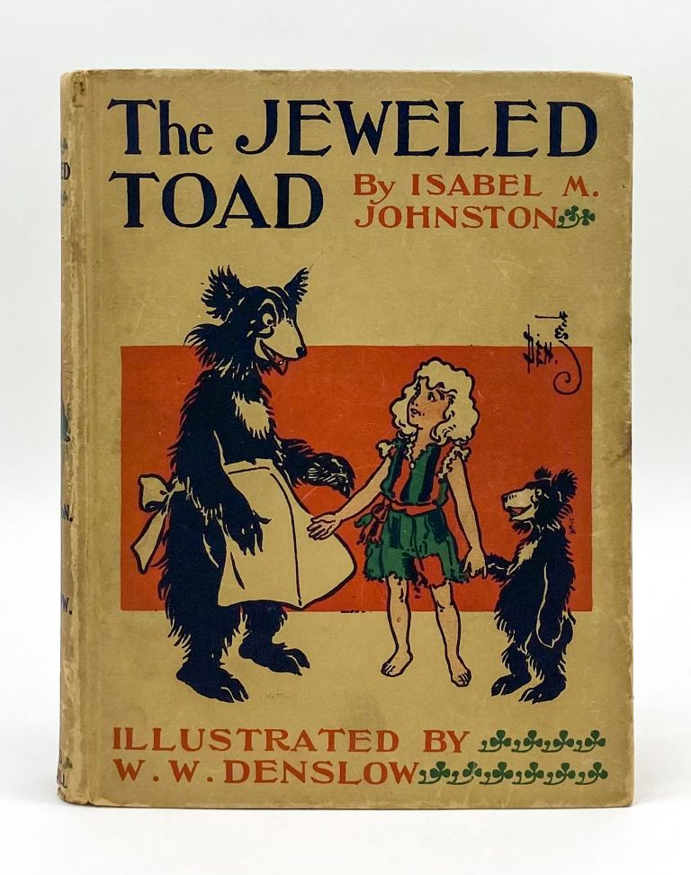 THE JEWELED TOAD