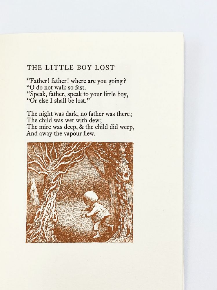 POEMS FROM WILLIAM BLAKE'S SONGS OF INNOCENCE