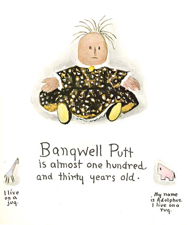 THE JOURNEY OF THE BANGWELL PUTT