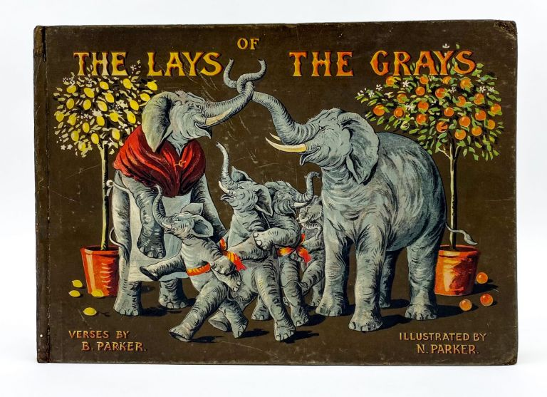 THE LAYS OF THE GRAYS