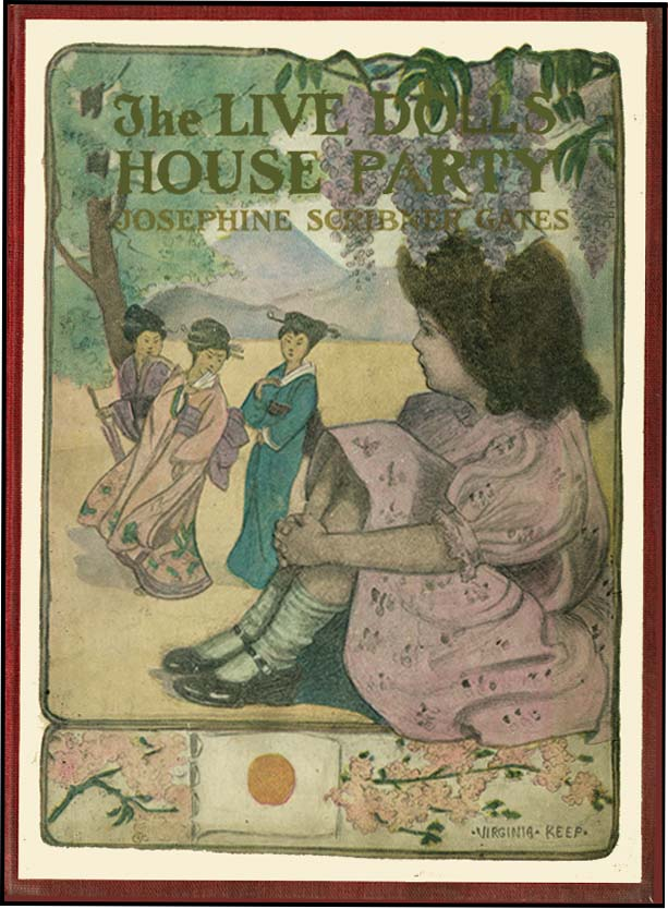 THE LIVE DOLLS HOUSE PARTY