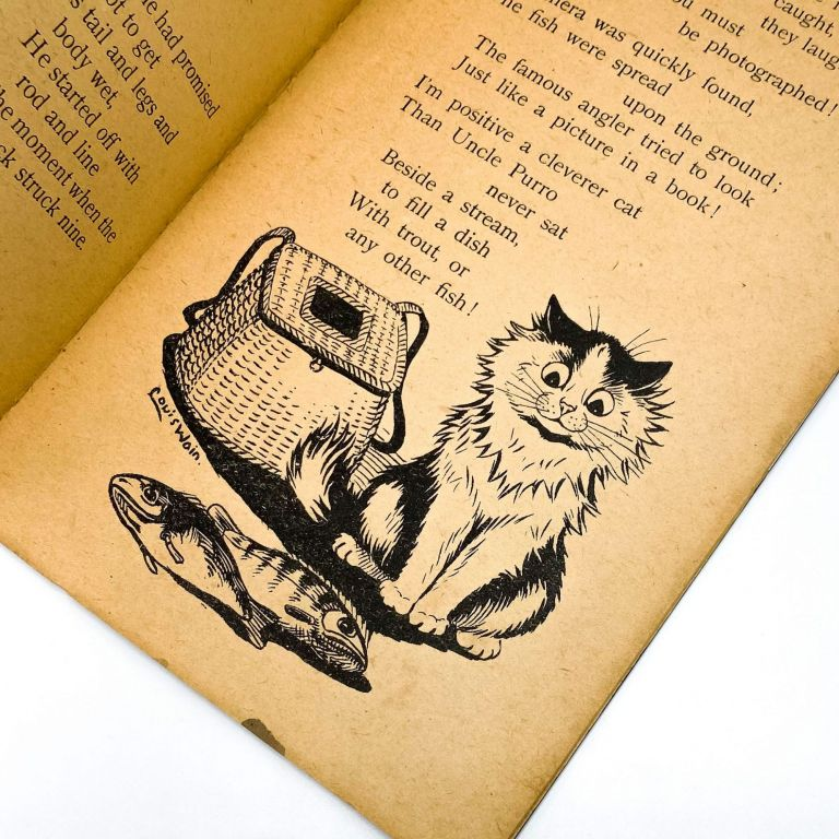 KITS AND CATS - WITH LOUIS WAIN IN PUSSYLAND