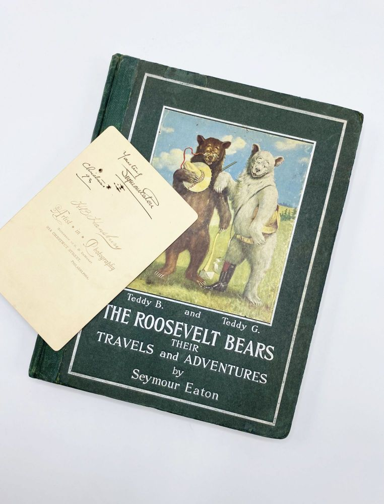 THE ROOSEVELT BEARS THEIR TRAVELS AND ADVENTURES