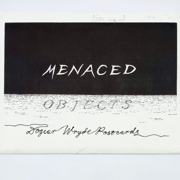 MENACED OBJECTS: Dogear Wryed Postcards