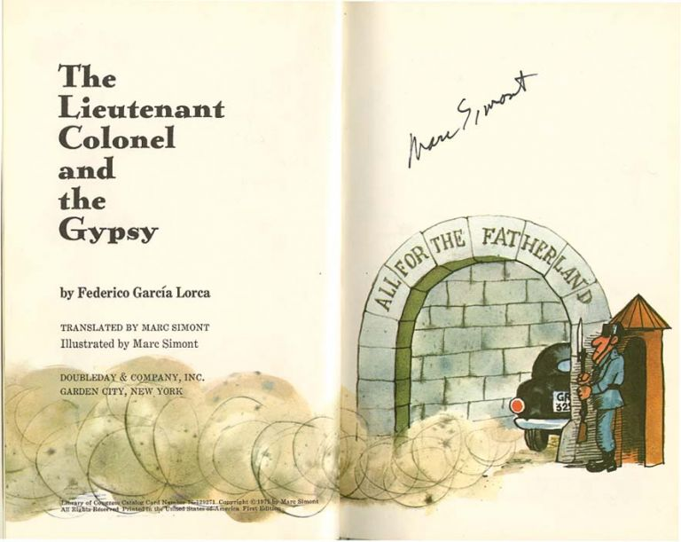 LIEUTENANT COLONEL AND THE GYPSY