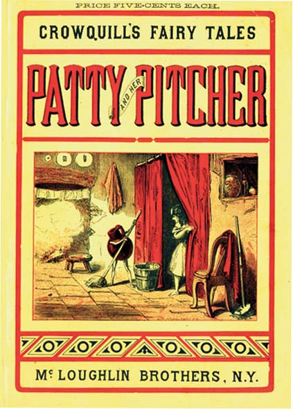 PATTY AND HER PITCHER. Alfred Crowquill.