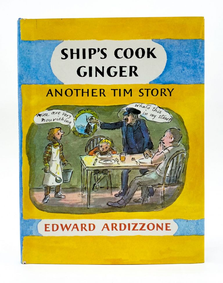 SHIP'S COOK GINGER: Another Tim Story