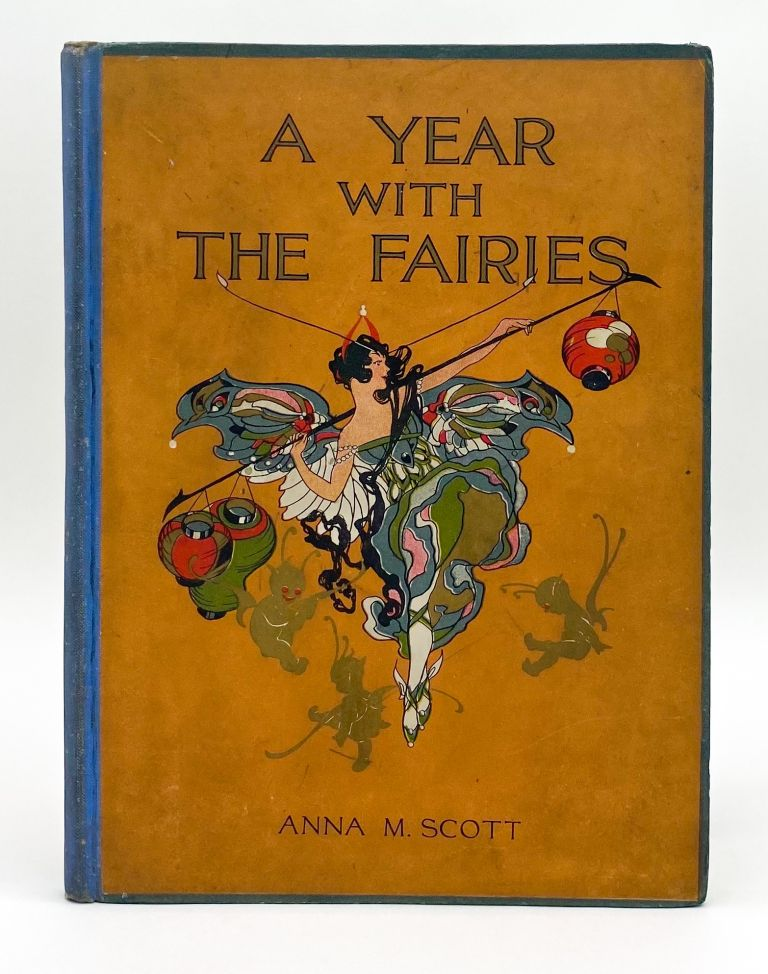 A YEAR WITH THE FAIRIES