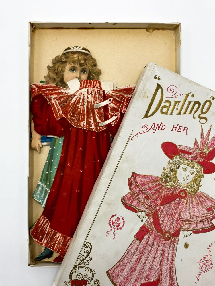 DARLING EDITH AND HER WARDROBE