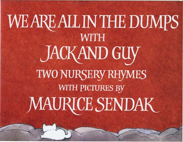 WE ARE ALL IN THE DUMPS WITH JACK AND GUY