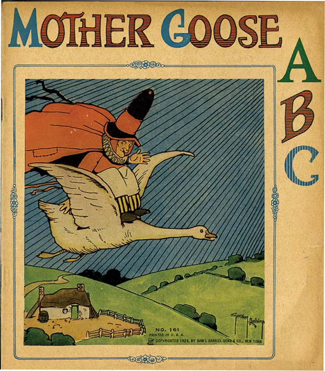 MOTHER GOOSE ABC