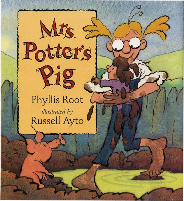MRS. POTTER'S PIG. Phyllis Root.