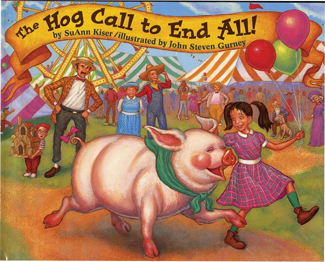 THE HOG CALL TO END ALL! SuAnn Kiser, John Steven Gurney.