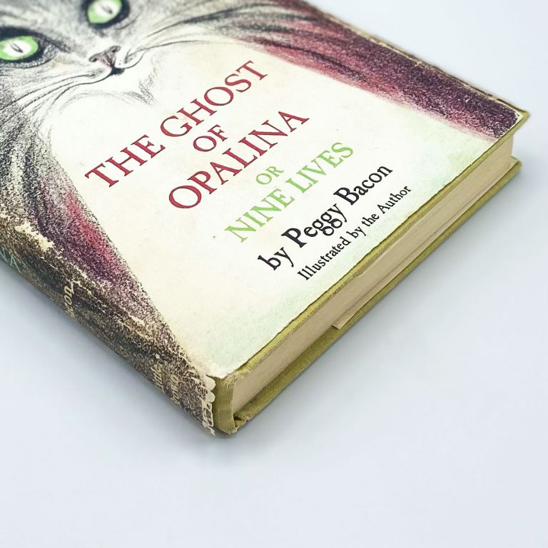 THE GHOST OF OPALINA OR NINE LIVES