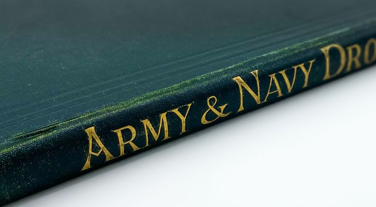 ARMY AND NAVY DROLLERIES