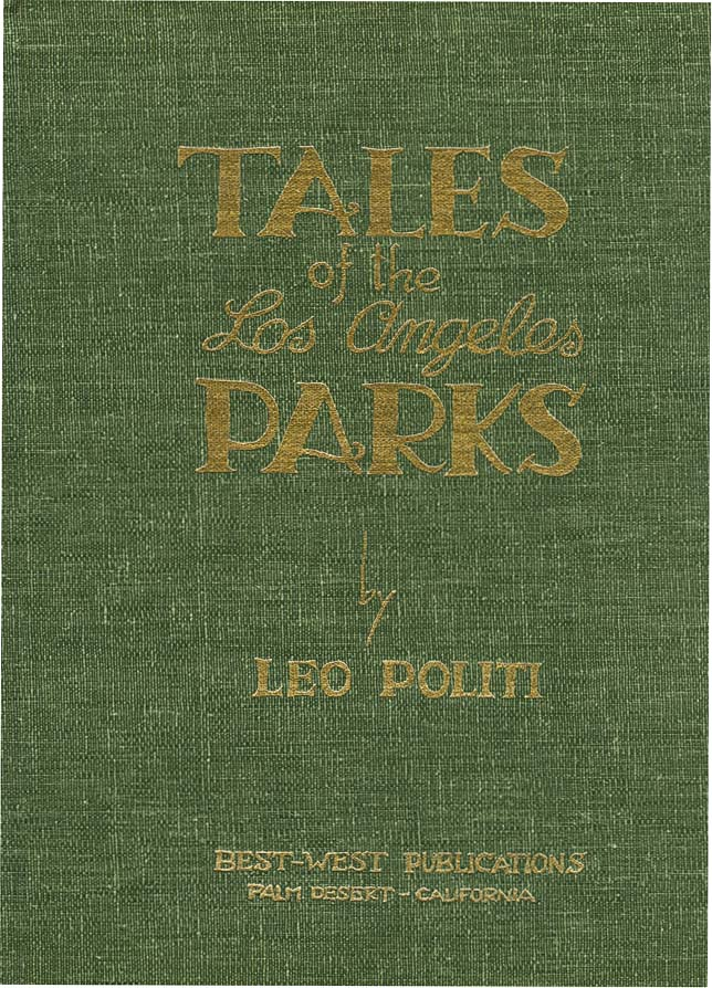 TALES OF THE LOS ANGELES PARKS