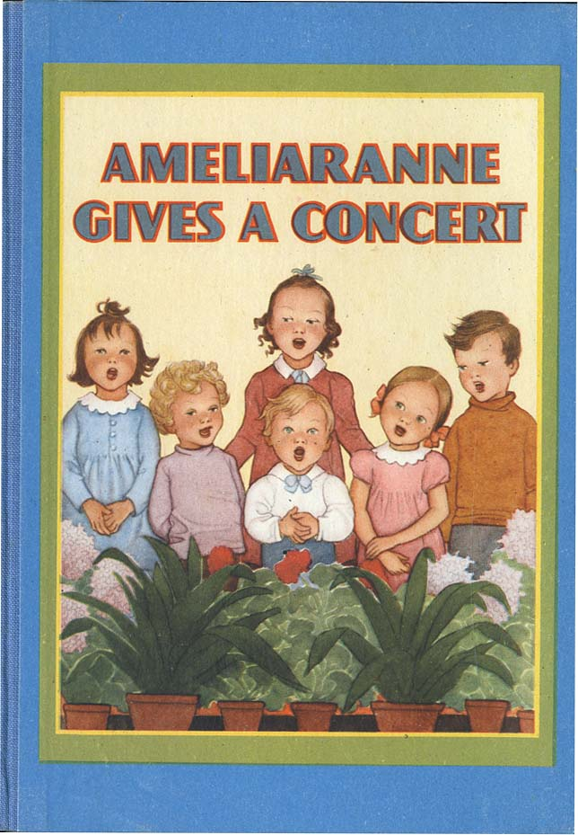 AMELIARANNE GIVES A CONCERT. Margaret Gilmour, Susan Pearse.