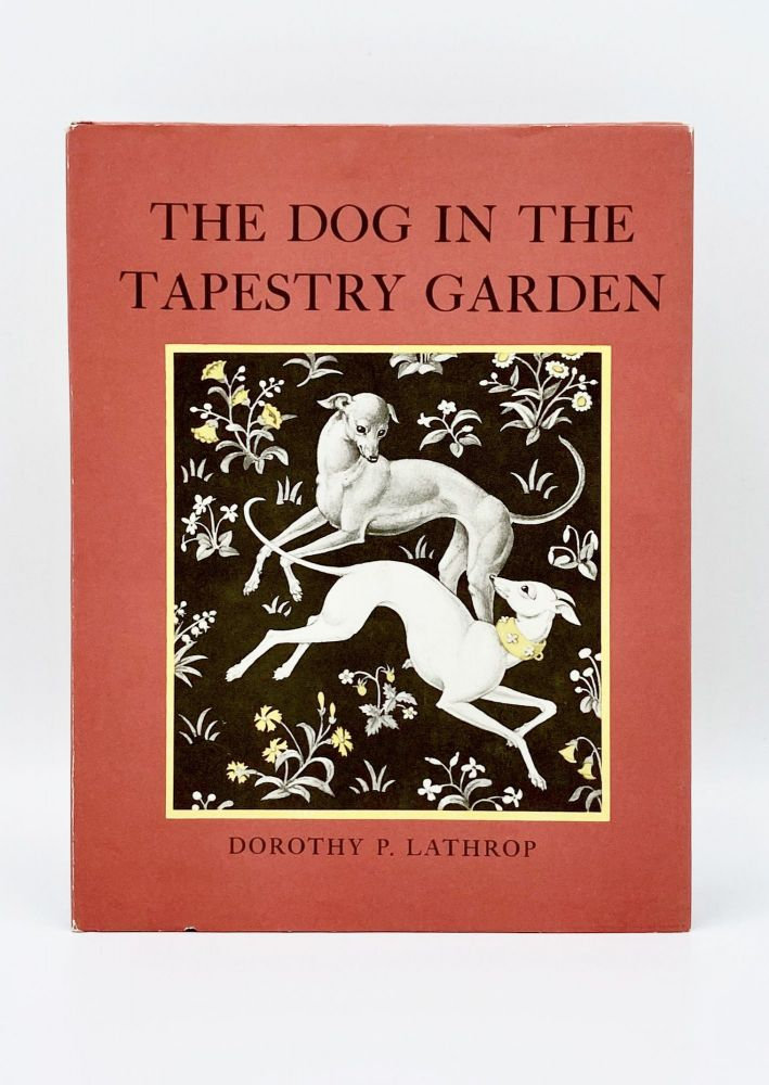 THE DOG IN THE TAPESTRY GARDEN