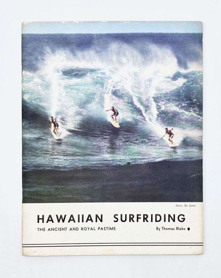 HAWAIIAN SURFRIDING