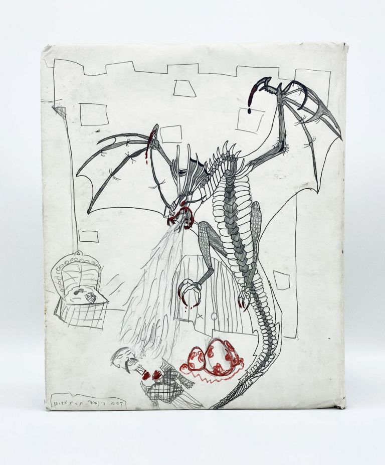 Hand-Illustrated Dungeons & Dragons MONSTER MANUAL