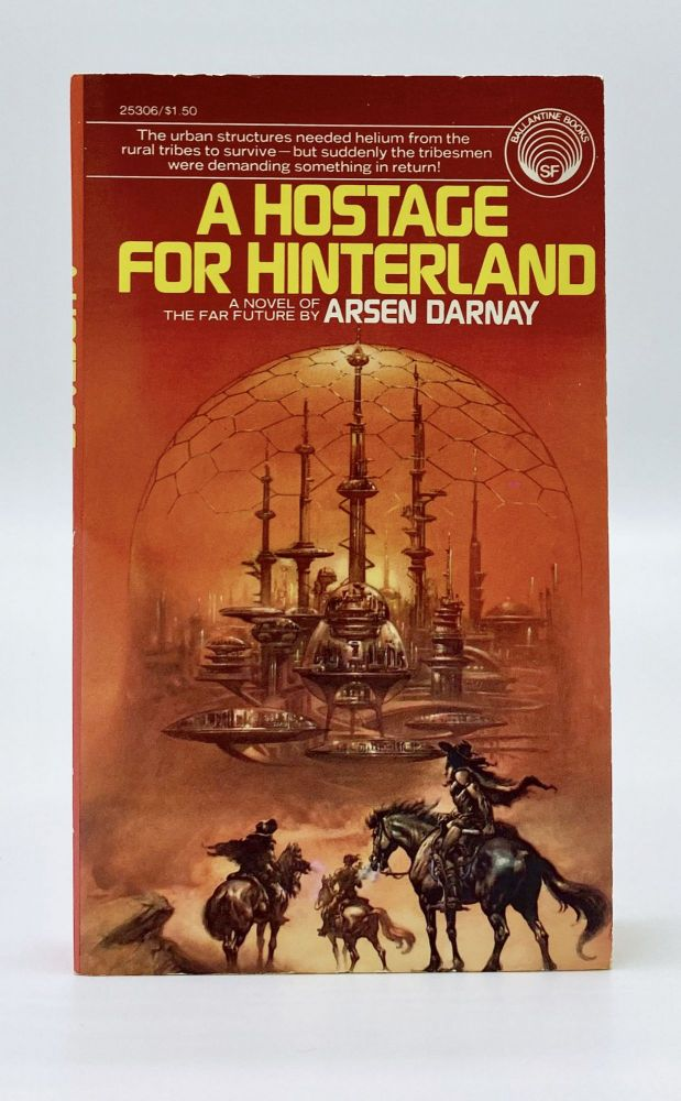 A HOSTAGE FOR HINTERLAND