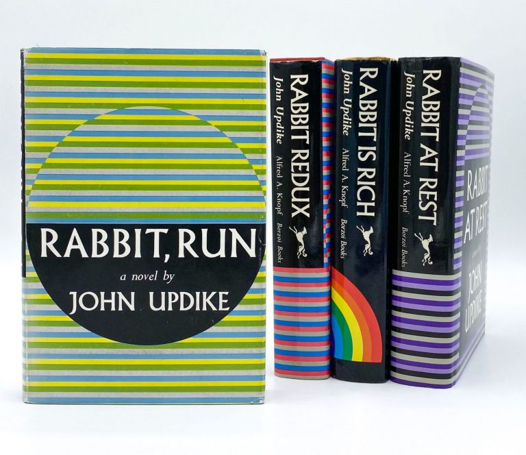 RABBIT, RUN / RABBIT REDUX / RABBIT IS RICH / RABBIT AT REST