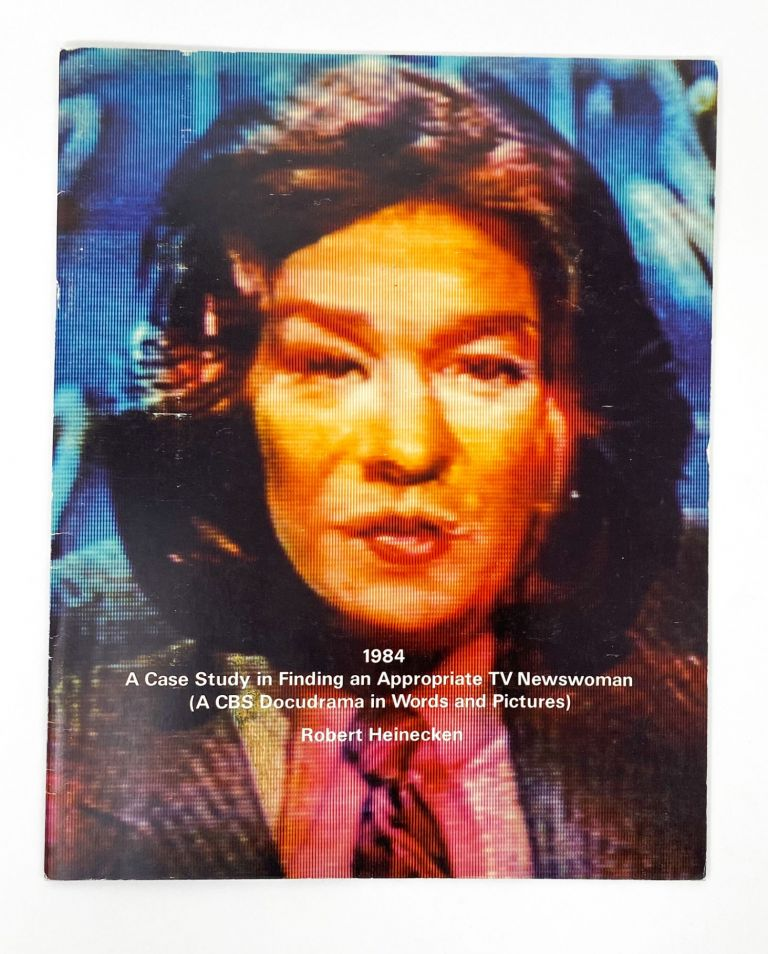 1984: A CASE STUDY IN FINDING AN APPROPRIATE TV NEWSWOMAN