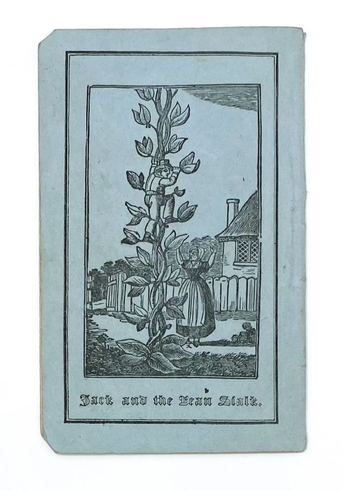 THE SURPRISING HISTORY OF JACK AND THE BEAN STALK