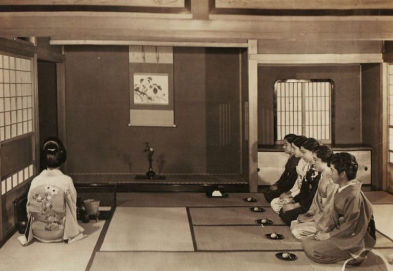 Photograph Album of Japanese Domestic and Cultural Life