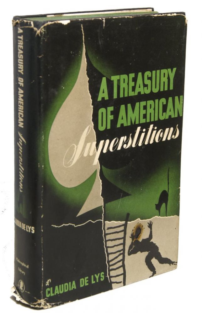 A TREASURY OF AMERICAN SUPERSTITIONS