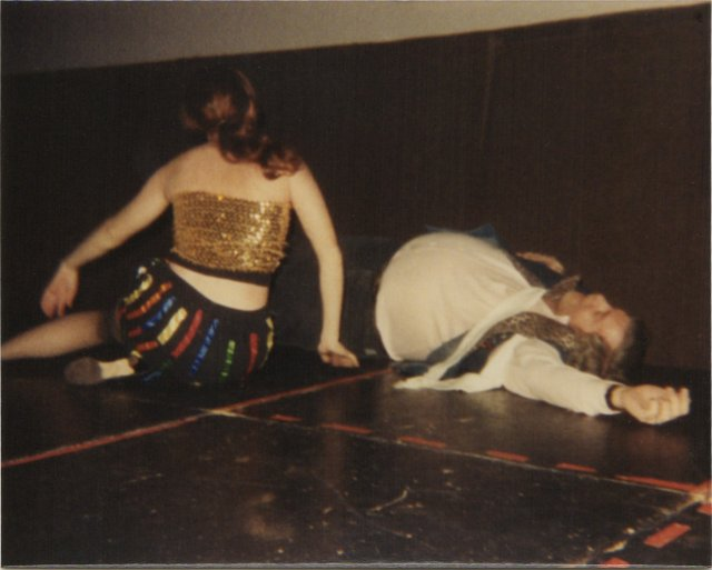 [Collection of Original Color Photographs of ROCKY HORROR PICTURE SHOW Fan Casts]