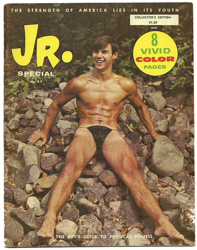 JR.: Special Edition, Winter 1968, No. 5-5. Gay Interest, Physique Photography.