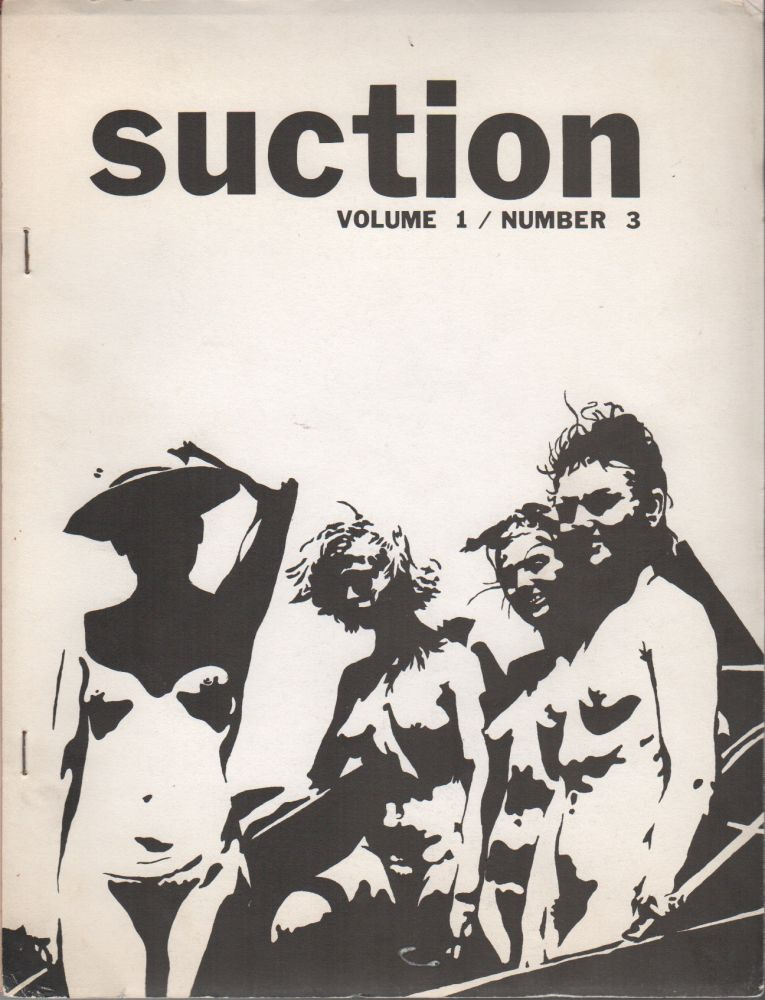 SUCTION: The Magazine of the Actualist Movement. Darrell GRAY.