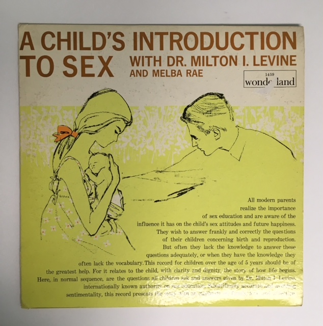 A CHILD'S INTRODUCTION TO SEX