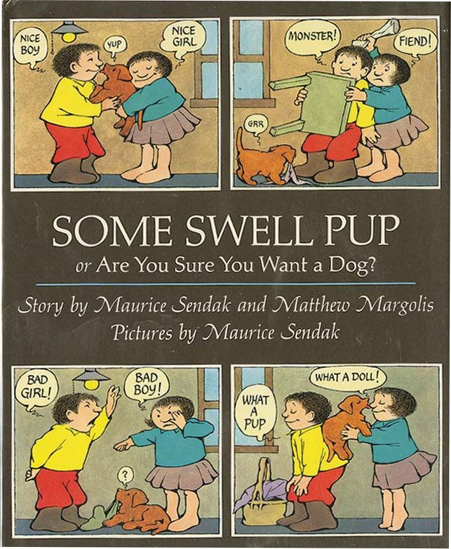 SOME SWELL PUP. Maurice Sendak.