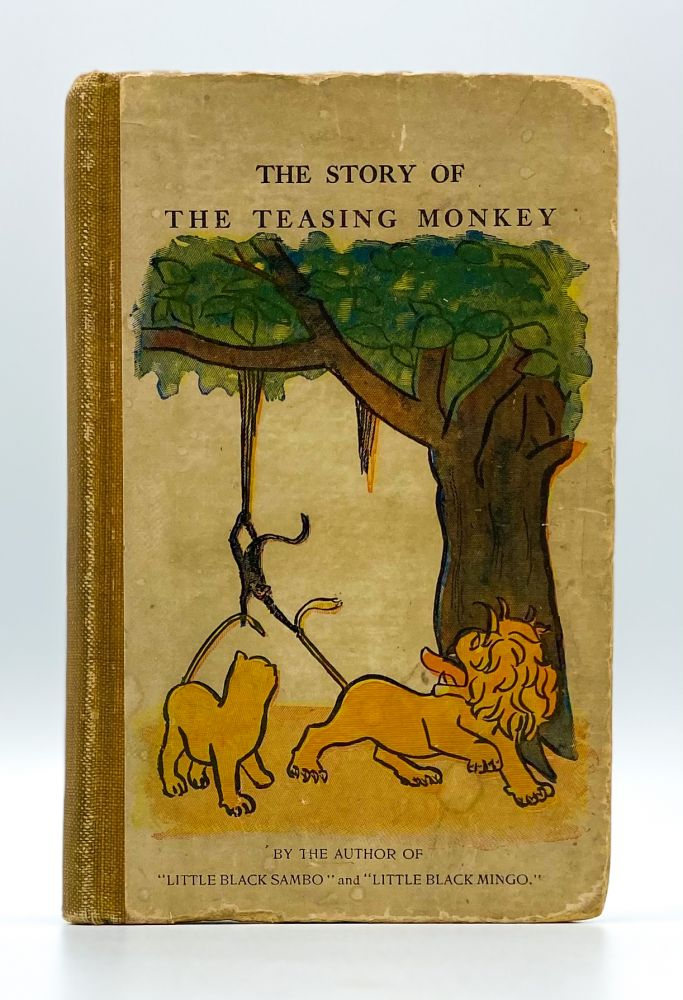 THE STORY OF THE TEASING MONKEY