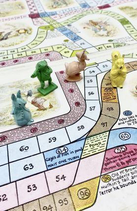 PETER RABBIT'S RACE GAME