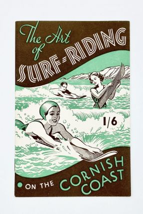 SURF-RIDING ON THE CORNISH COAST