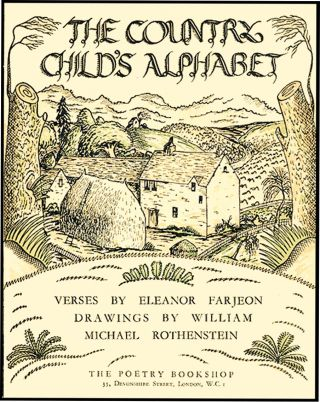 THE COUNTRY CHILD'S ALPHABET