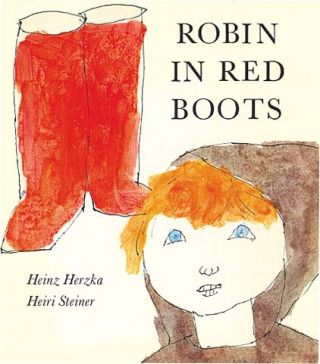 ROBIN IN RED BOOTS