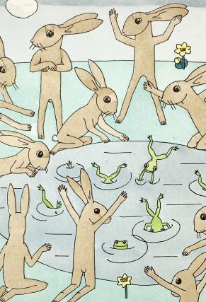 BUCH DER HASENGESCHICHTEN [The Book of Rabbit Stories