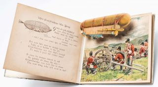 THE AIRSHIP PANORAMA BOOK