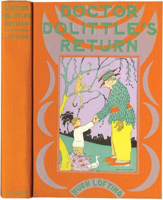 DOCTOR DOLITTLE'S RETURN
