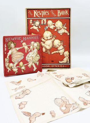 THE KEWPIES THEIR BOOK [with:] KEWPIE HANKIES
