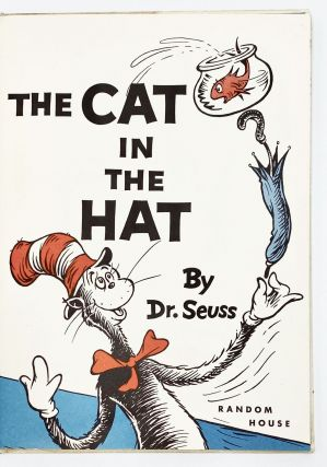 CAT IN THE HAT. Seuss Dr