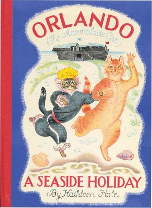 ORLANDO THE MARMALADE CAT: A SEASIDE HOLIDAY