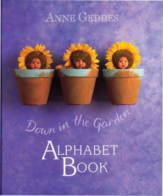 DOWN IN THE GARDEN ALPHABET BOOK