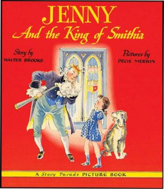 JENNY AND THE KING OF SMITHIA